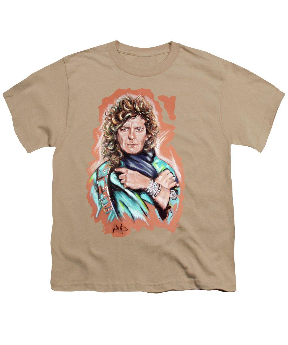 Robert Plant Youth T-Shirts
