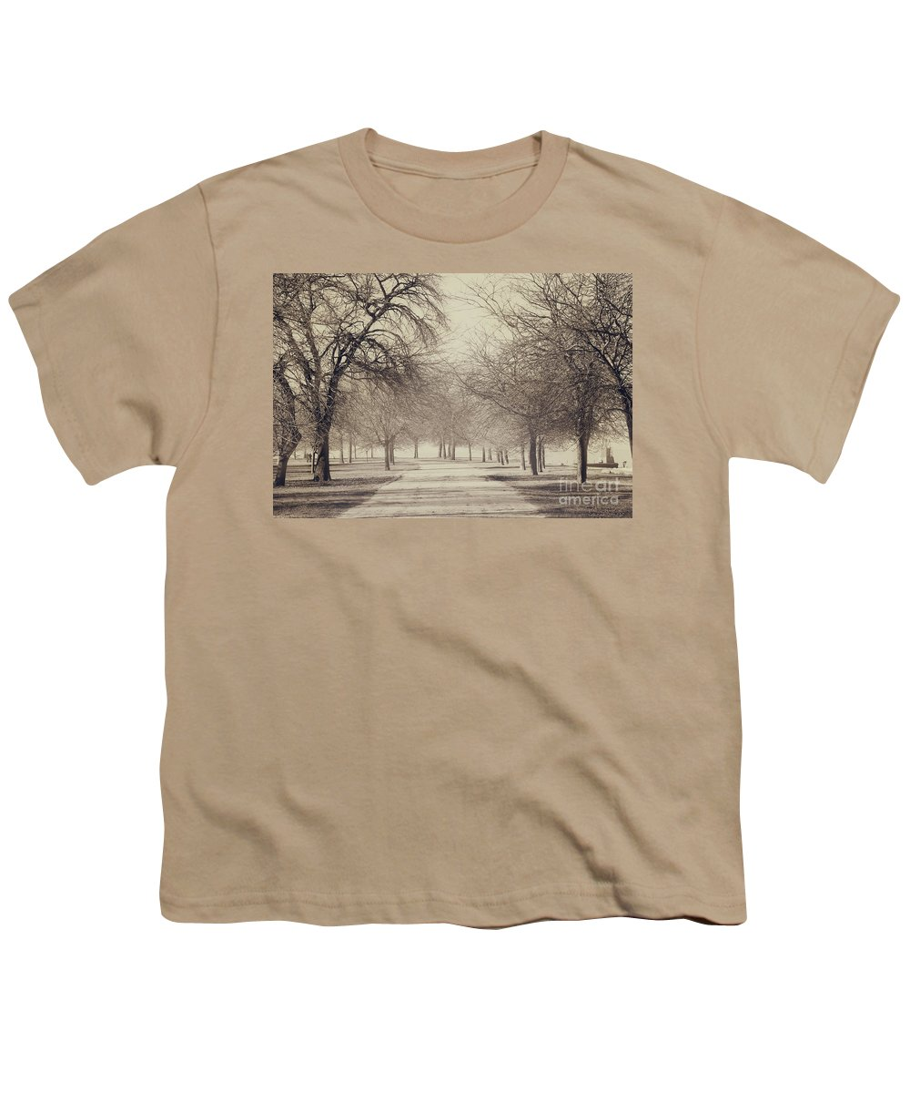Trees Youth T-Shirt featuring the photograph Stand Where I Stood by Dana DiPasquale