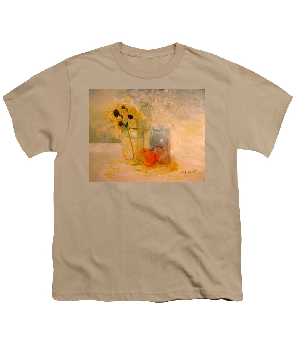 Daisey Youth T-Shirt featuring the painting Summer Light by Jack Diamond