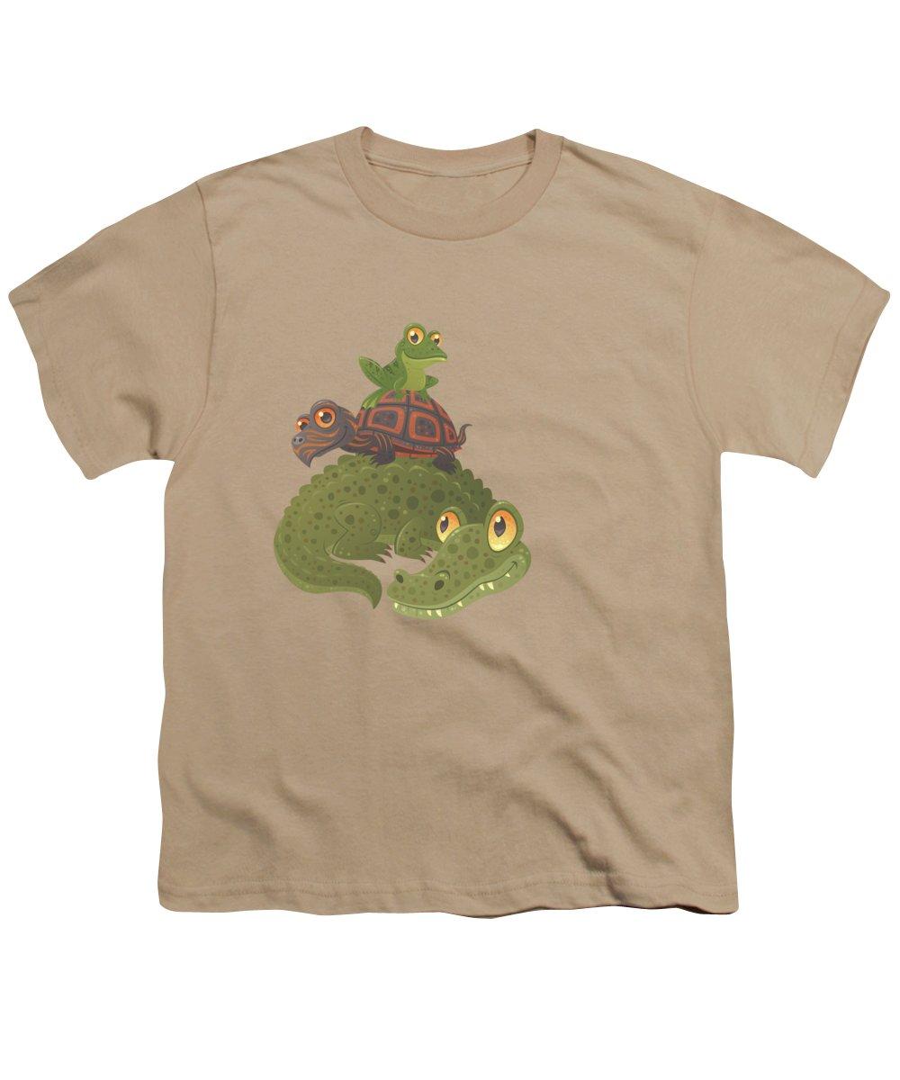 Crocodile Youth T-Shirts