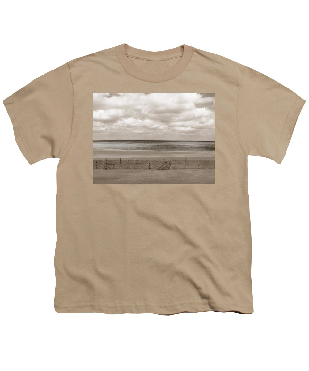 Ocean Youth T-Shirt featuring the photograph The Perfect Sky Is Torn by Dana DiPasquale