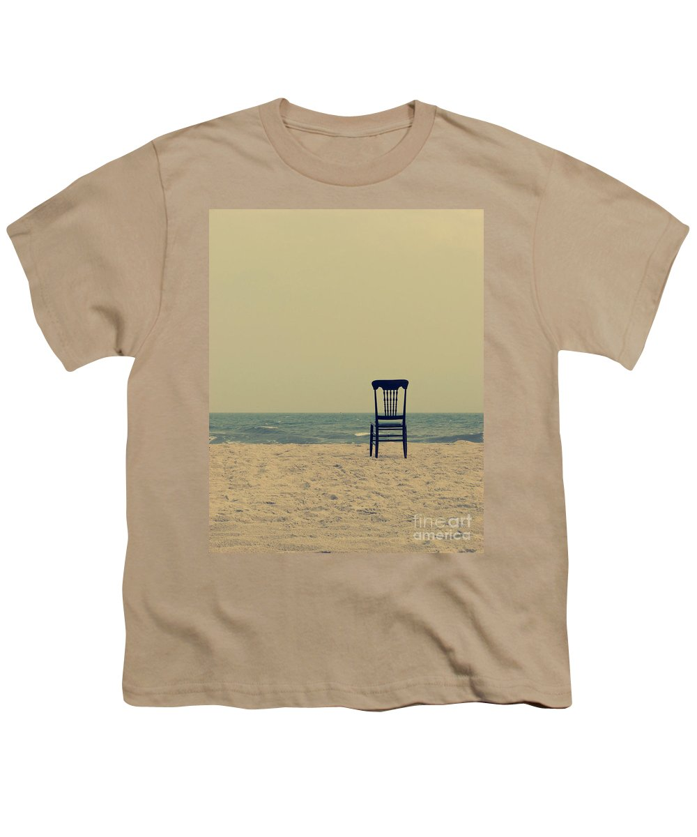 Ocean Youth T-Shirt featuring the photograph Until Tomorrow And Tomorrow And Tomorrow by Dana DiPasquale