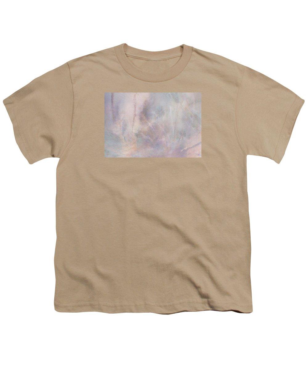 Digital Art Youth T-Shirt featuring the digital art Vanishing Act by Linda Murphy