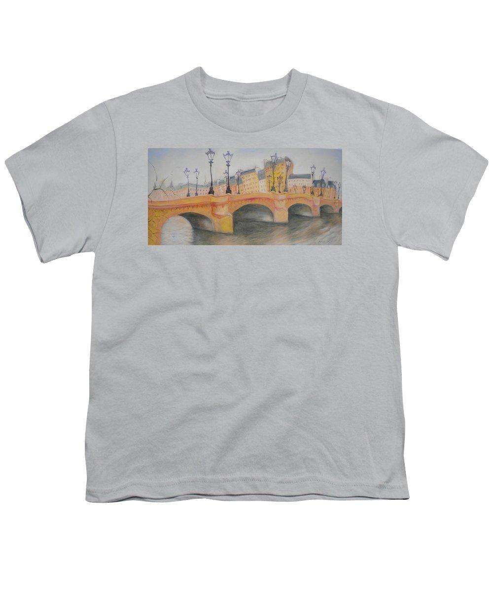 Parisian Youth T-Shirts