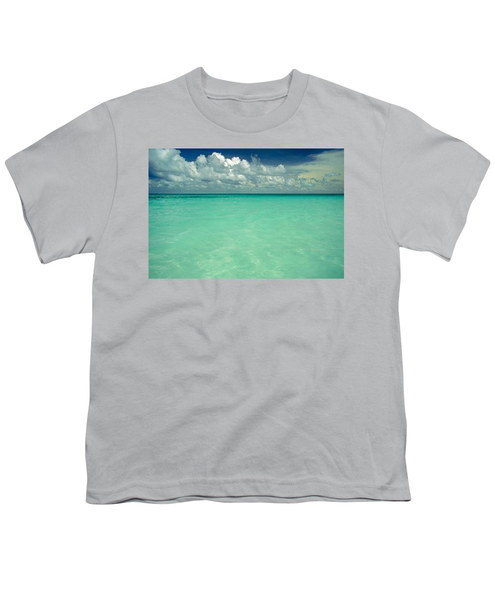 Belize Youth T-Shirt featuring the photograph Heaven by Skip Hunt