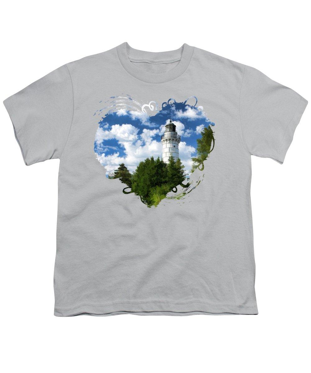 Lake Michigan Youth T-Shirts