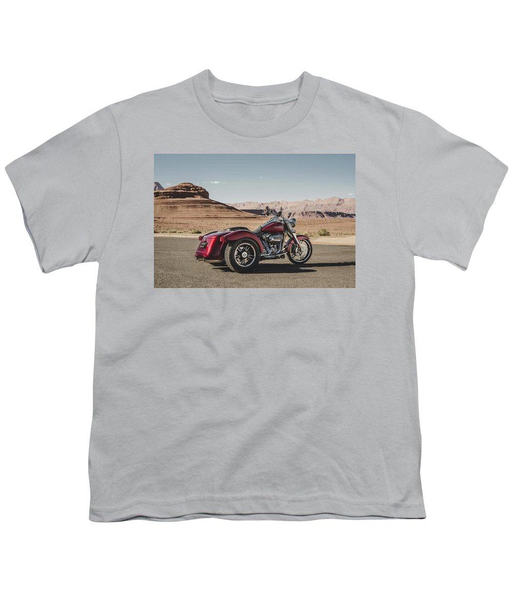 Vehicle Youth T-Shirts