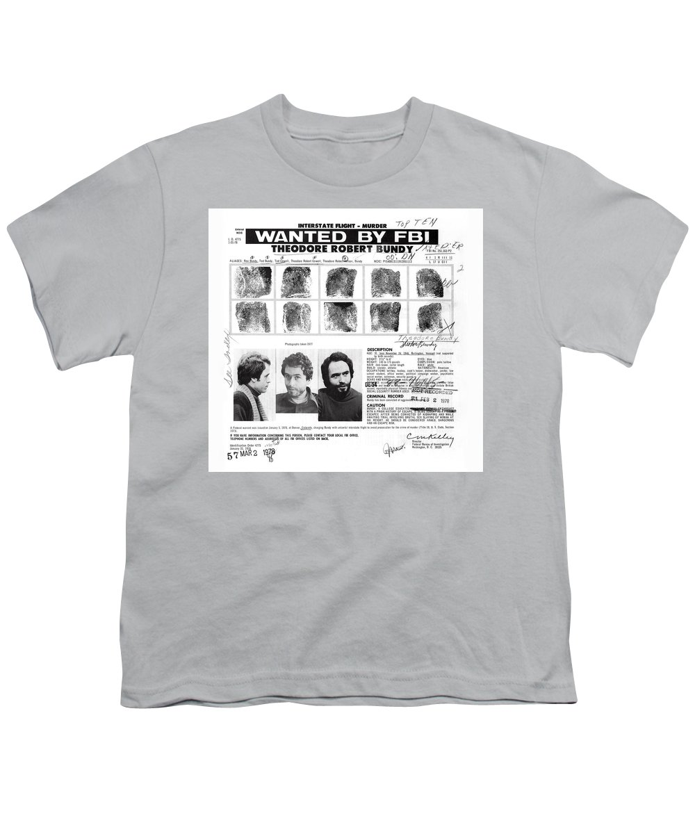 Ted Bundy Youth T-Shirts