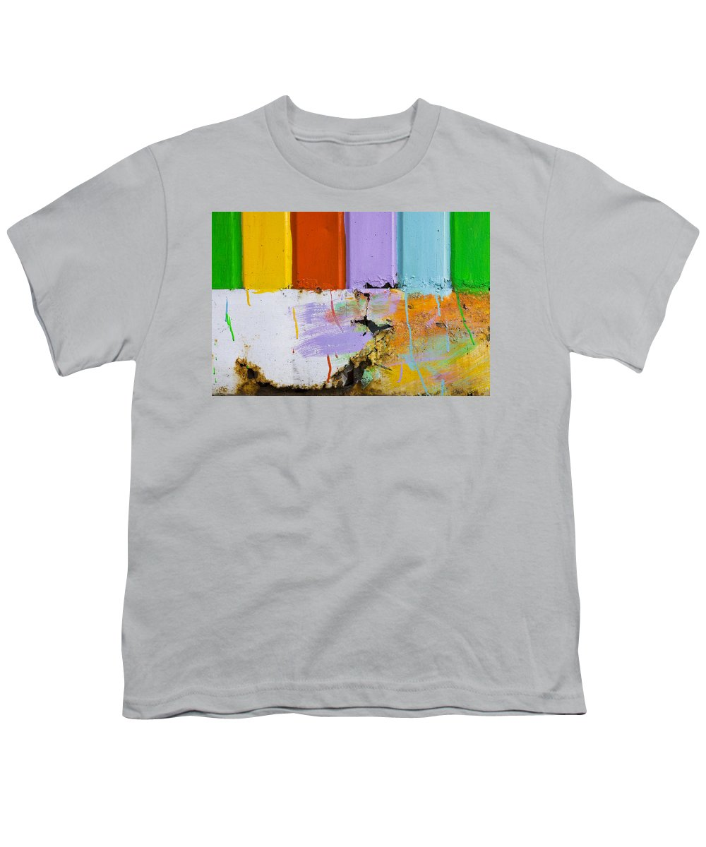 Skip Hunt Youth T-Shirt featuring the photograph Once Upon A Circus by Skip Hunt