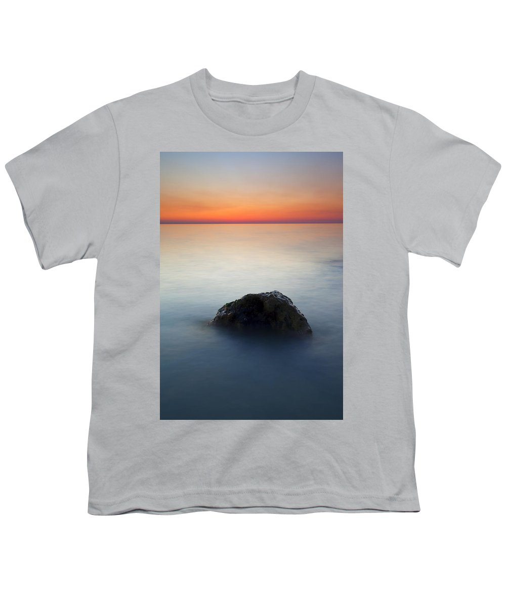 Rock Youth T-Shirt featuring the photograph Peaceful Isolation by Mike Dawson