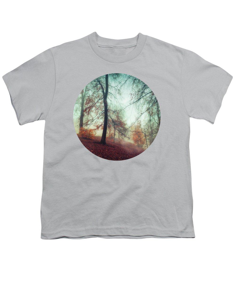 Autumn Foliage Youth T-Shirts
