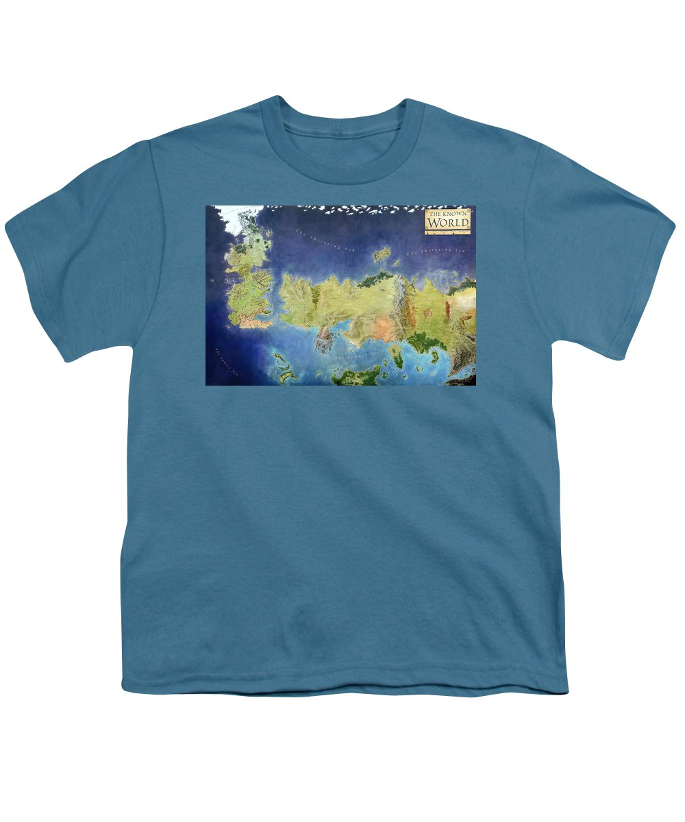 Game Of Thrones World Map Youth T-Shirt Game Of Thrones Map For Sale on map for assassin's creed unity, map for salem, map game of threones, map for zoo, map for lord of the rings, map for far cry 4, map for marco polo, map for dark souls, map for under the dome, map for vikings, map for dead rising 2, map for guardians of the galaxy, map for life,