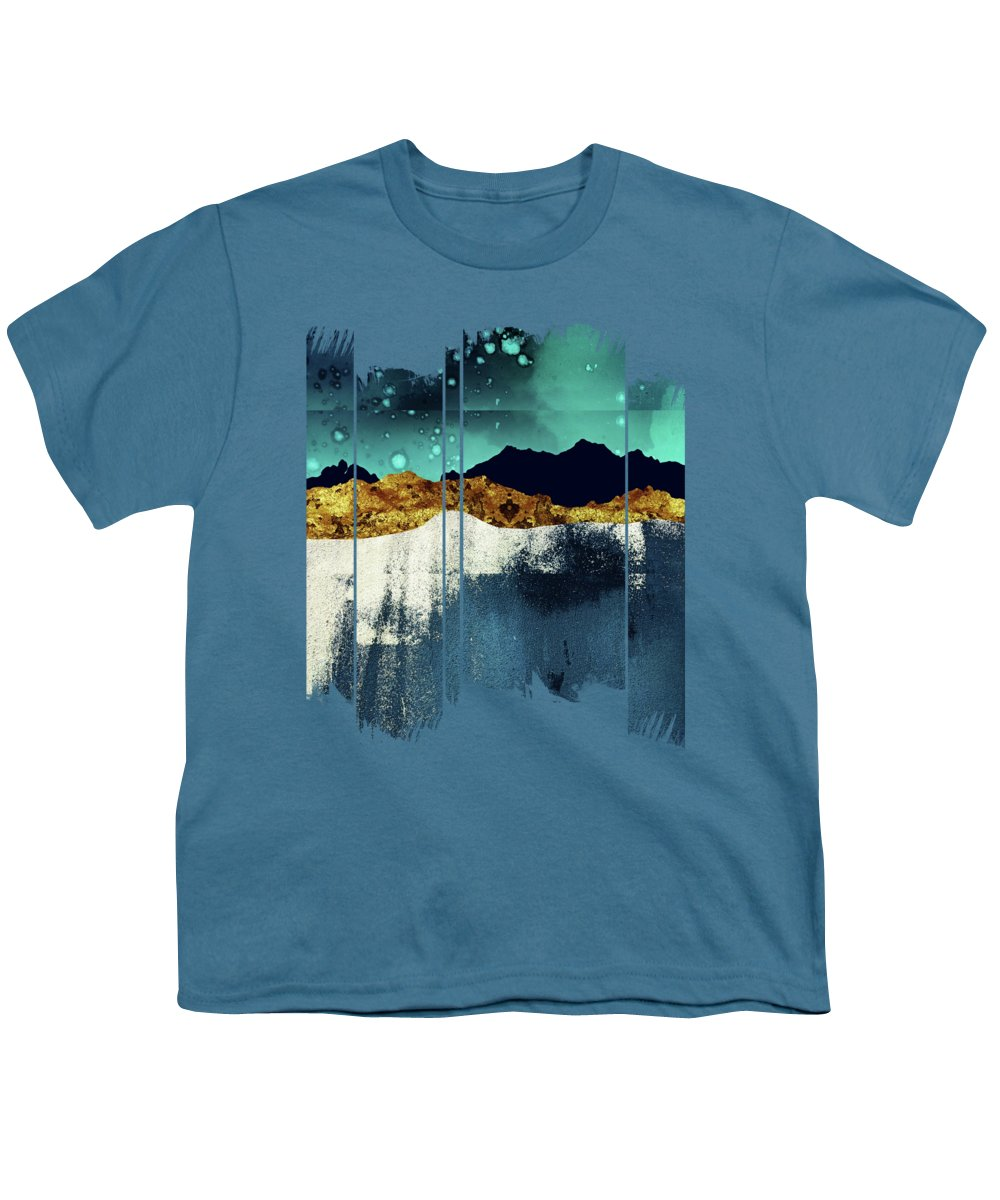 Abstract Landscape Youth T-Shirts