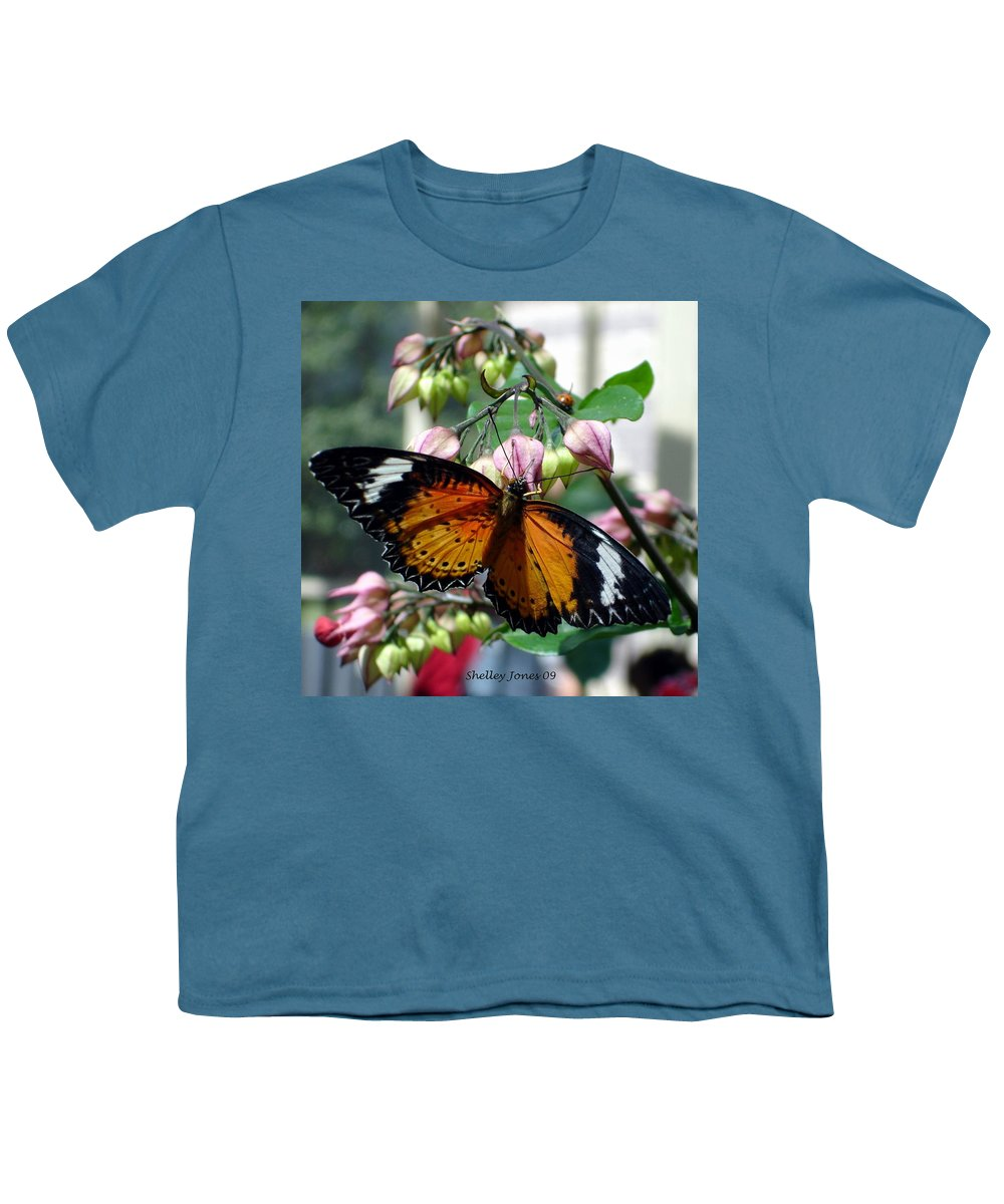 Photography Youth T-Shirt featuring the photograph Friends Come In Small Packages by Shelley Jones
