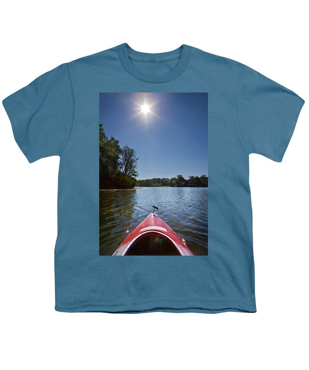 Paddle Boats Youth T-Shirts