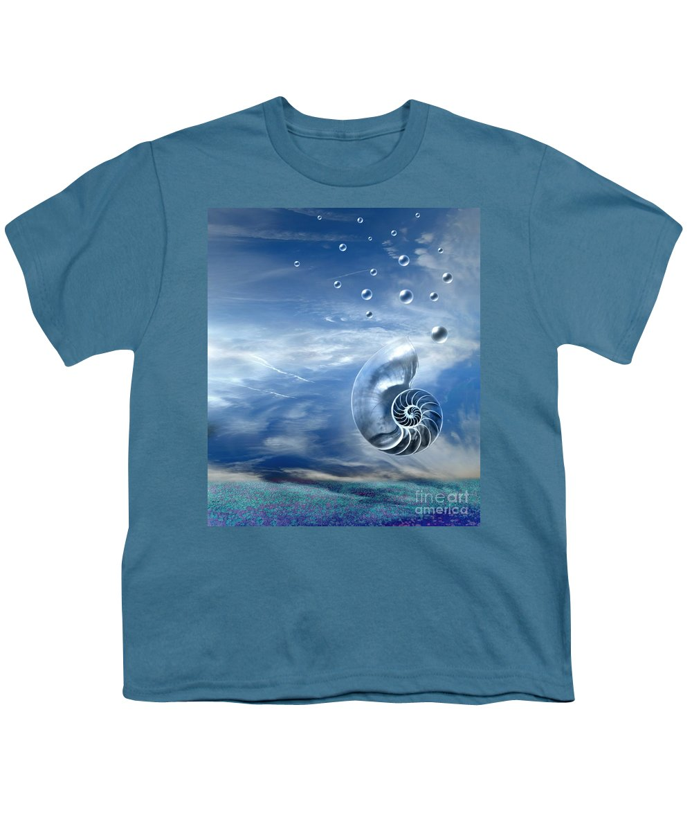 Surreal Youth T-Shirt featuring the photograph Life by Jacky Gerritsen