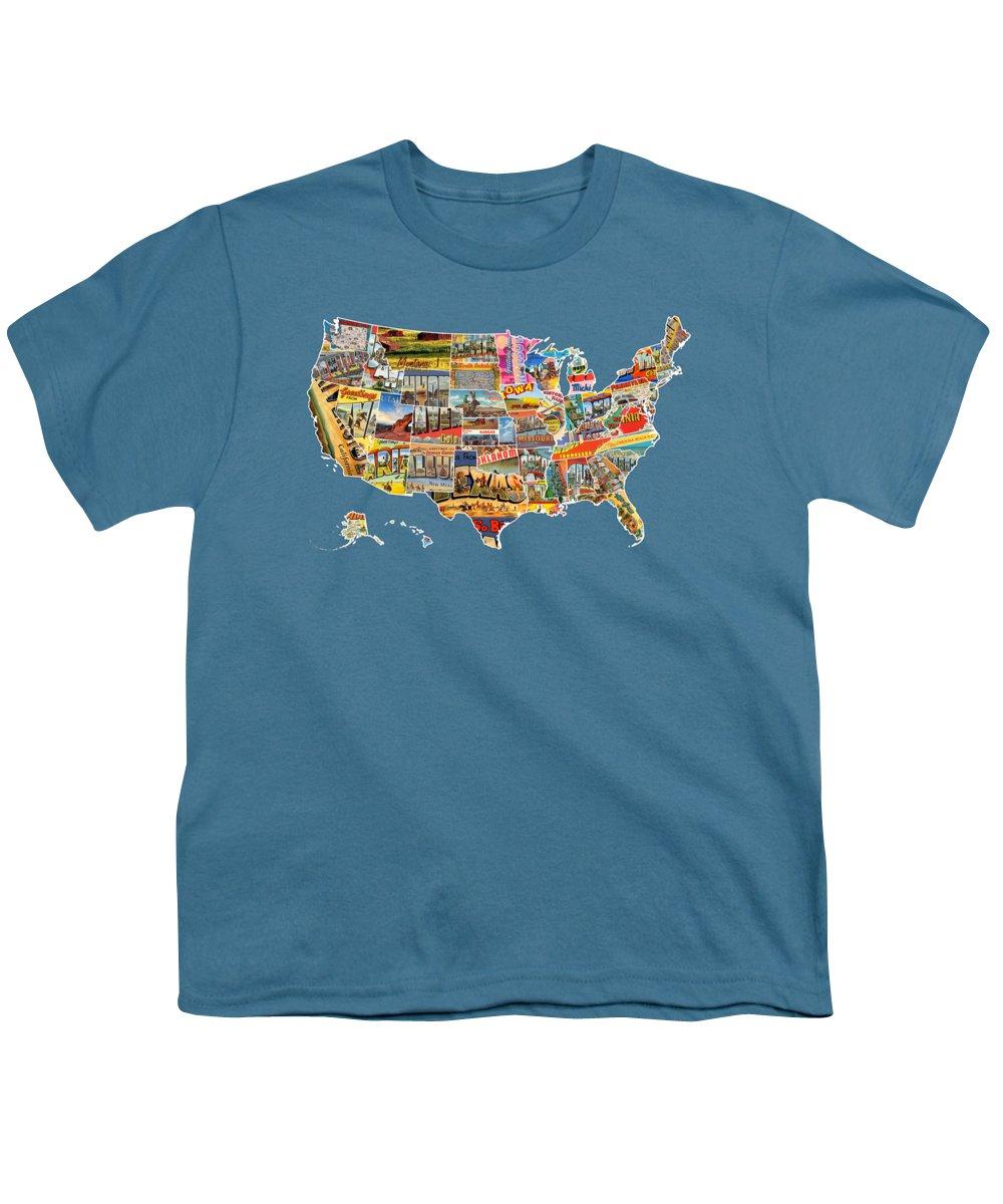 Alaska Youth T-Shirts