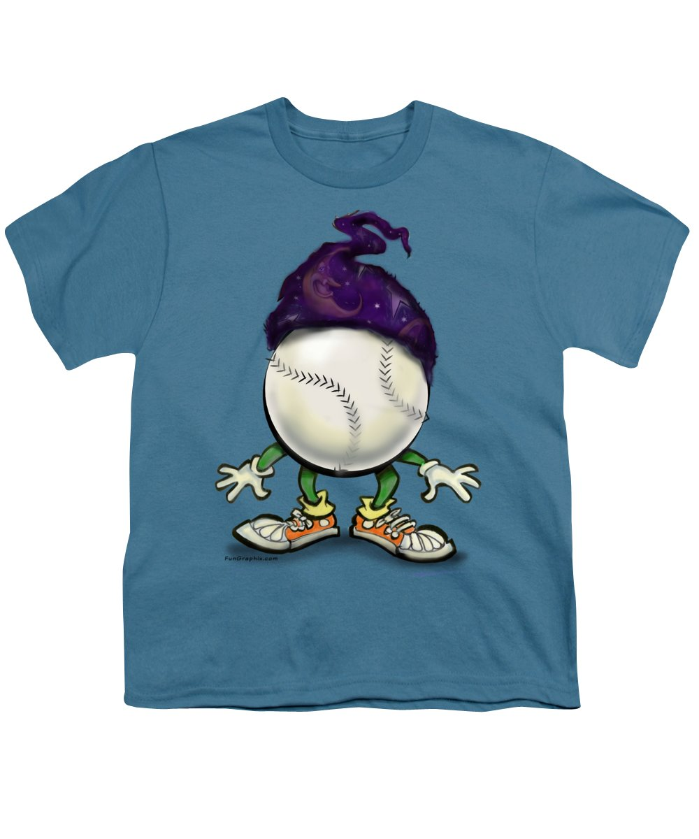 Softball Youth T-Shirts