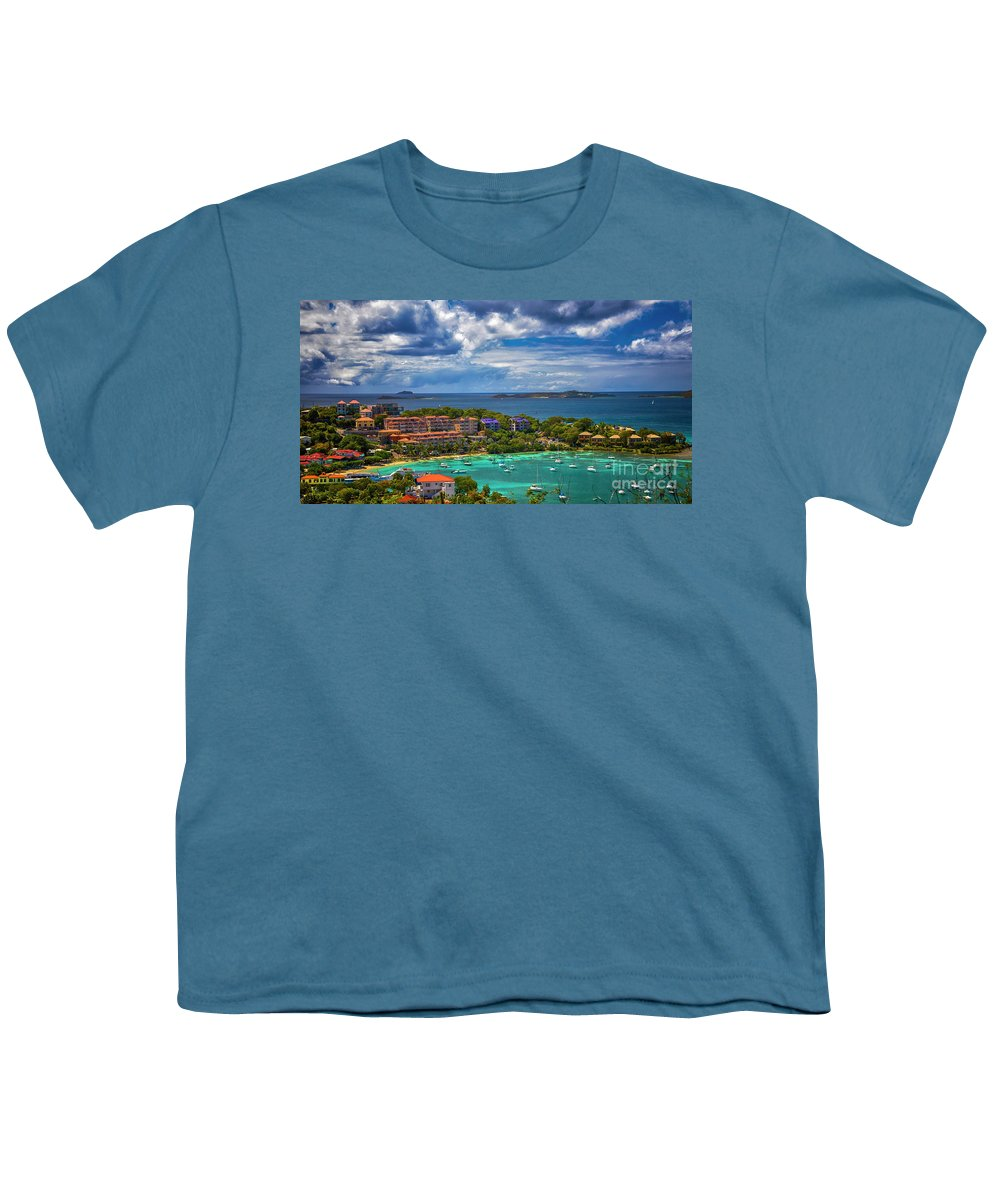 St John Panorama Youth T Shirt For Sale By Kasia Bitner