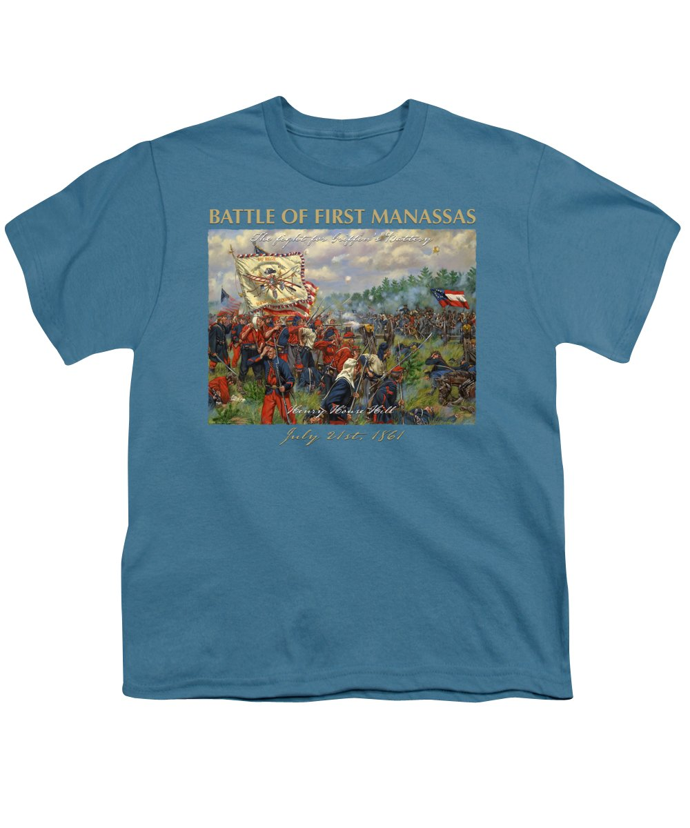 Confederate Flag Youth T-Shirts