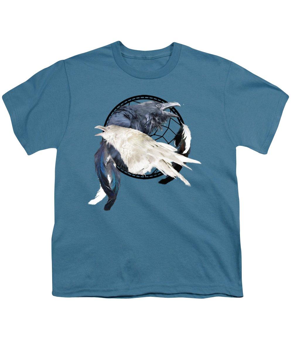 Raven Youth T-Shirts