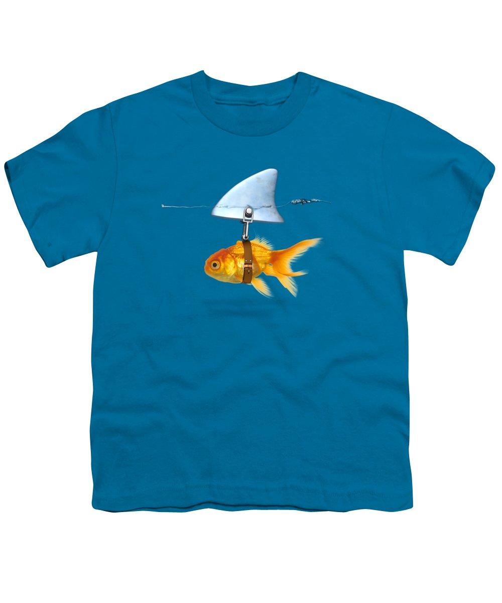 Fish Youth T-Shirts