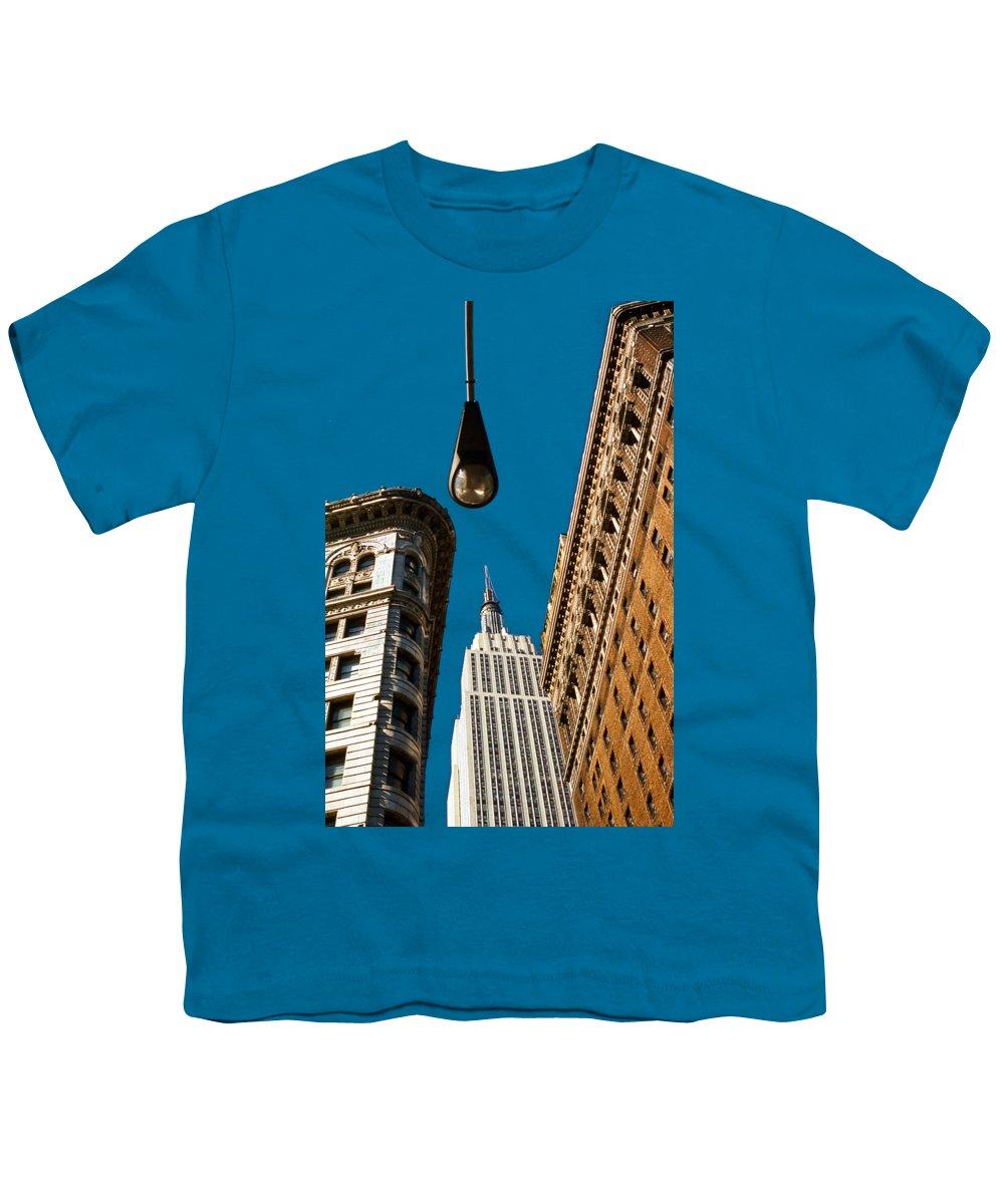 New York City Skyline Youth T-Shirts