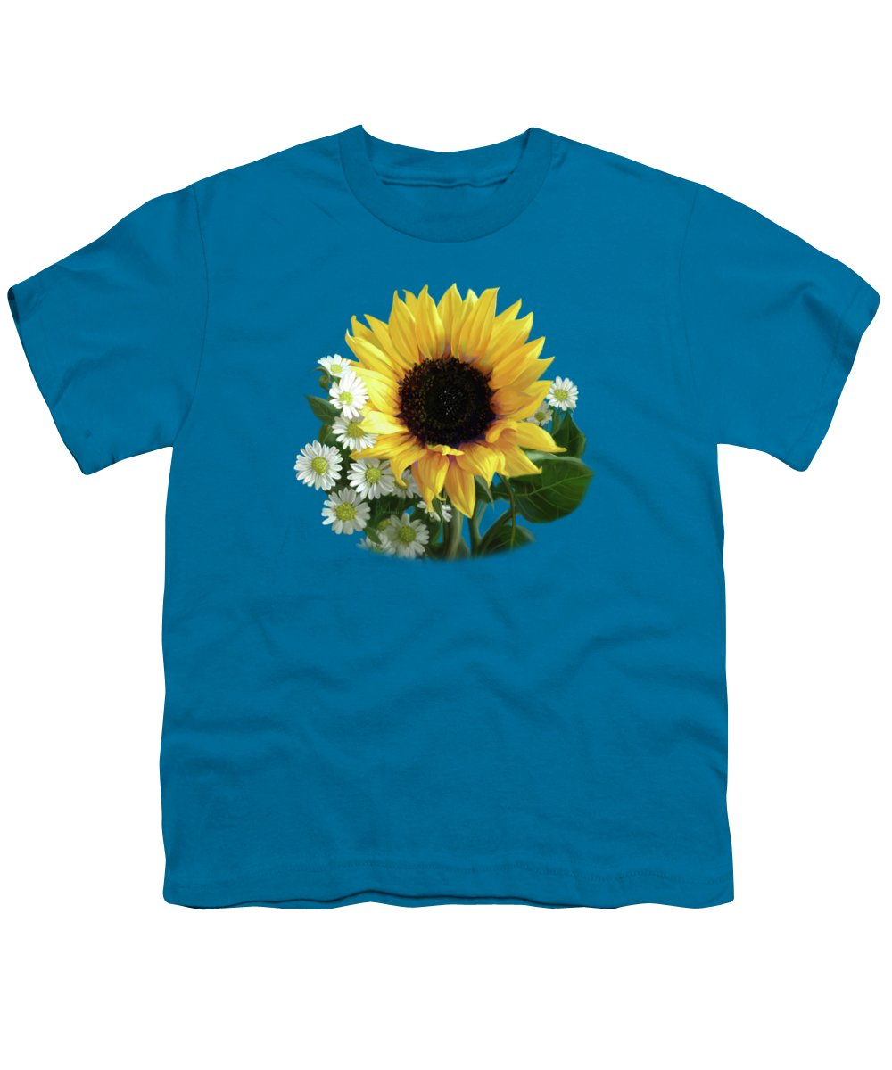 Sunflower Youth T-Shirts