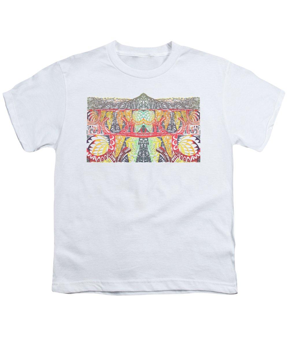 City Sunset Youth T-Shirts