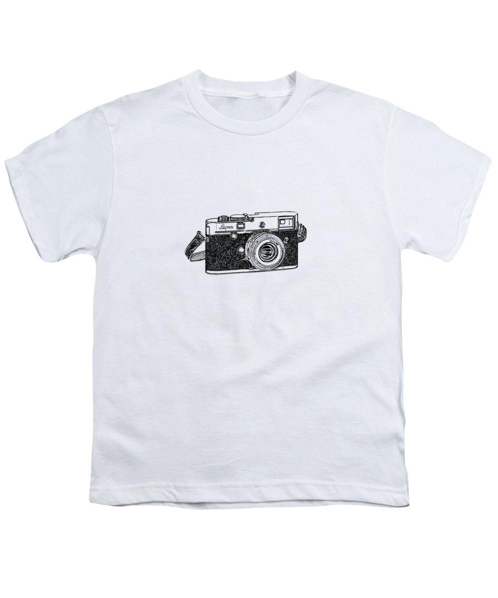Black Youth T-Shirts