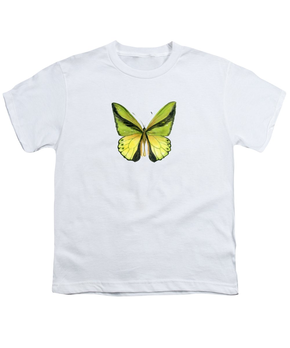 Butterfly Wings Youth T-Shirts