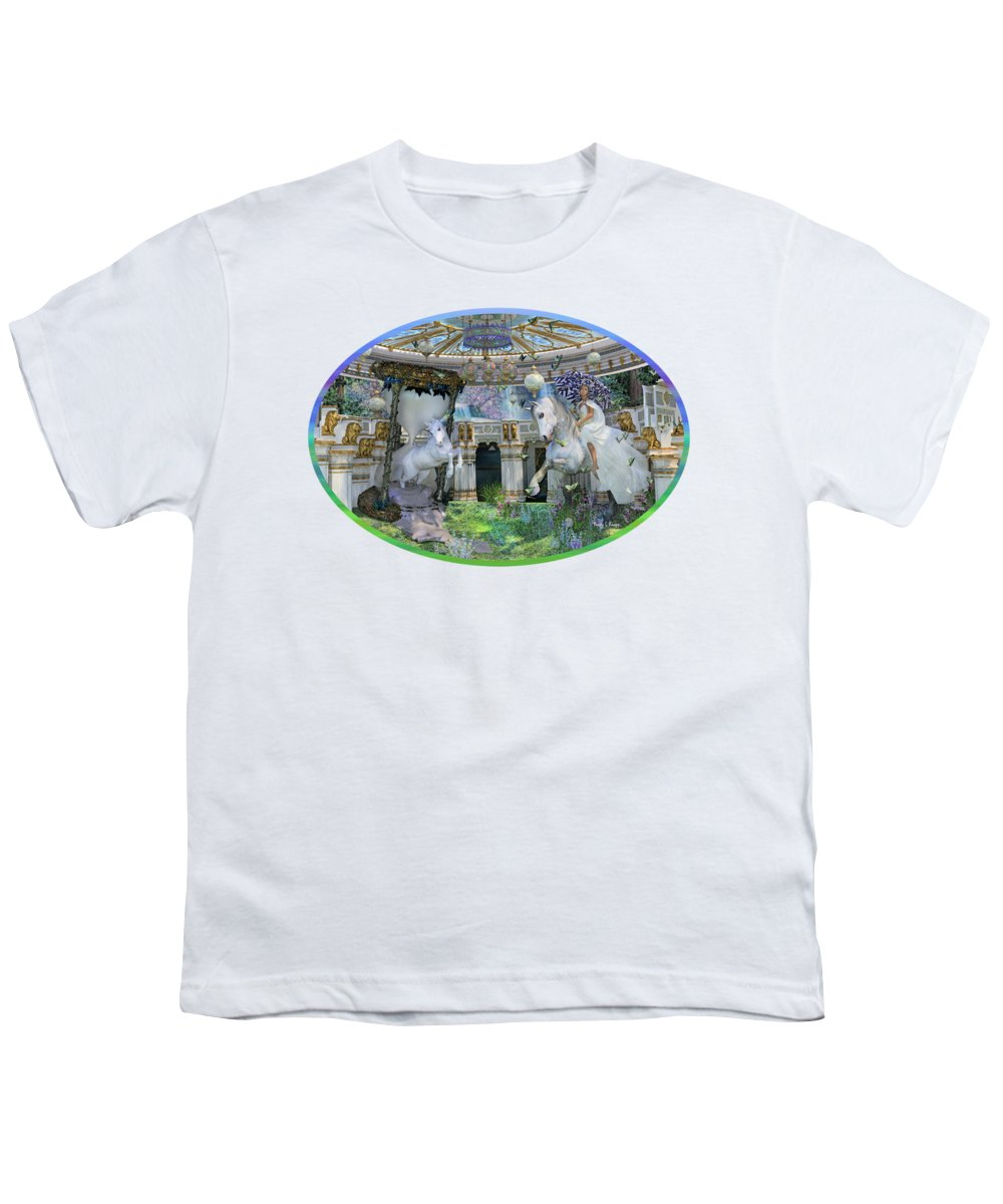 Stain Youth T-Shirts
