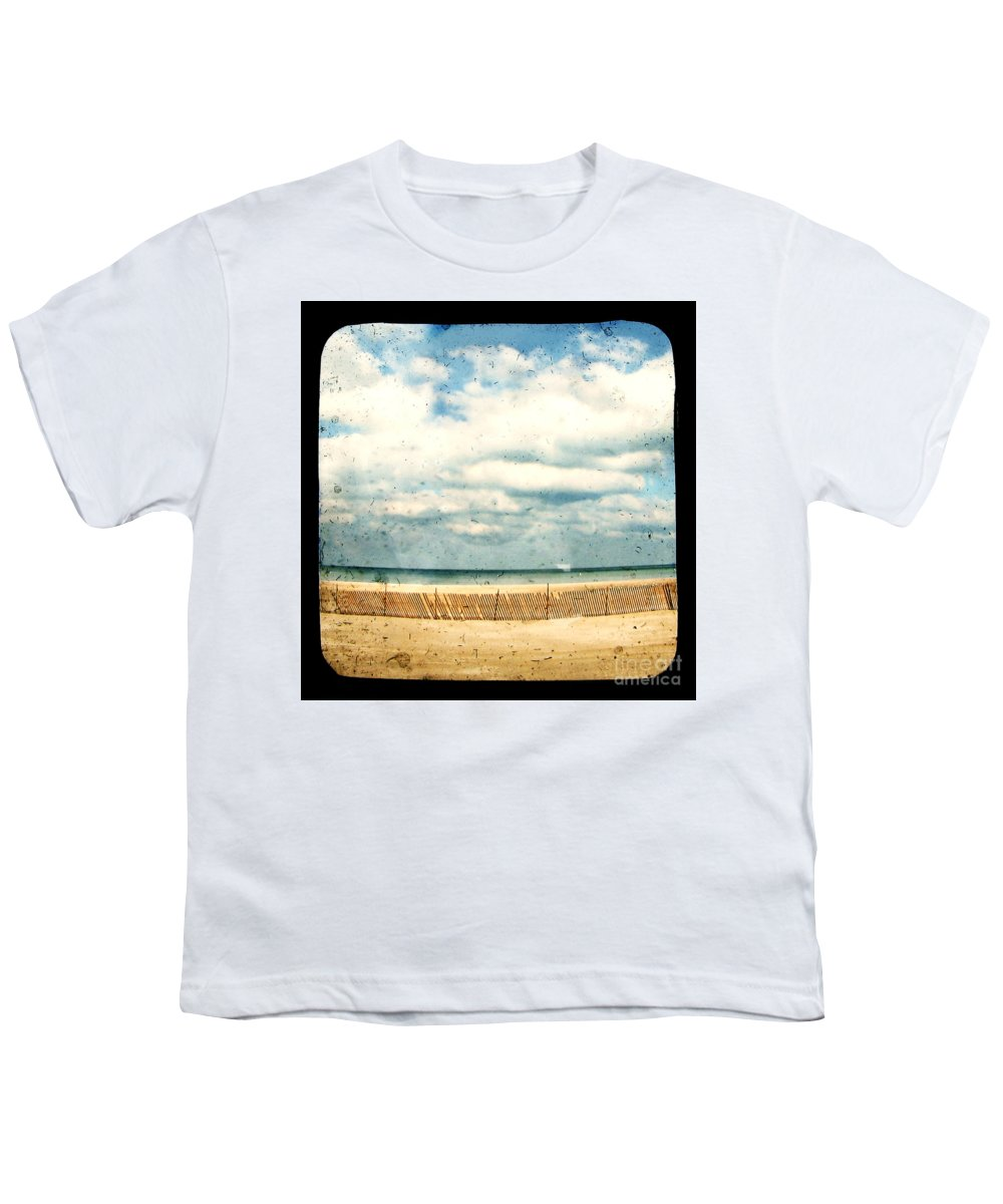 Ocea Youth T-Shirt featuring the photograph At Rest by Dana DiPasquale