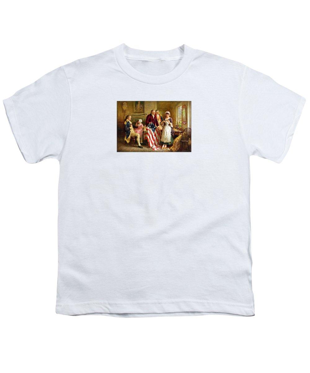 George Washington Youth T-Shirts