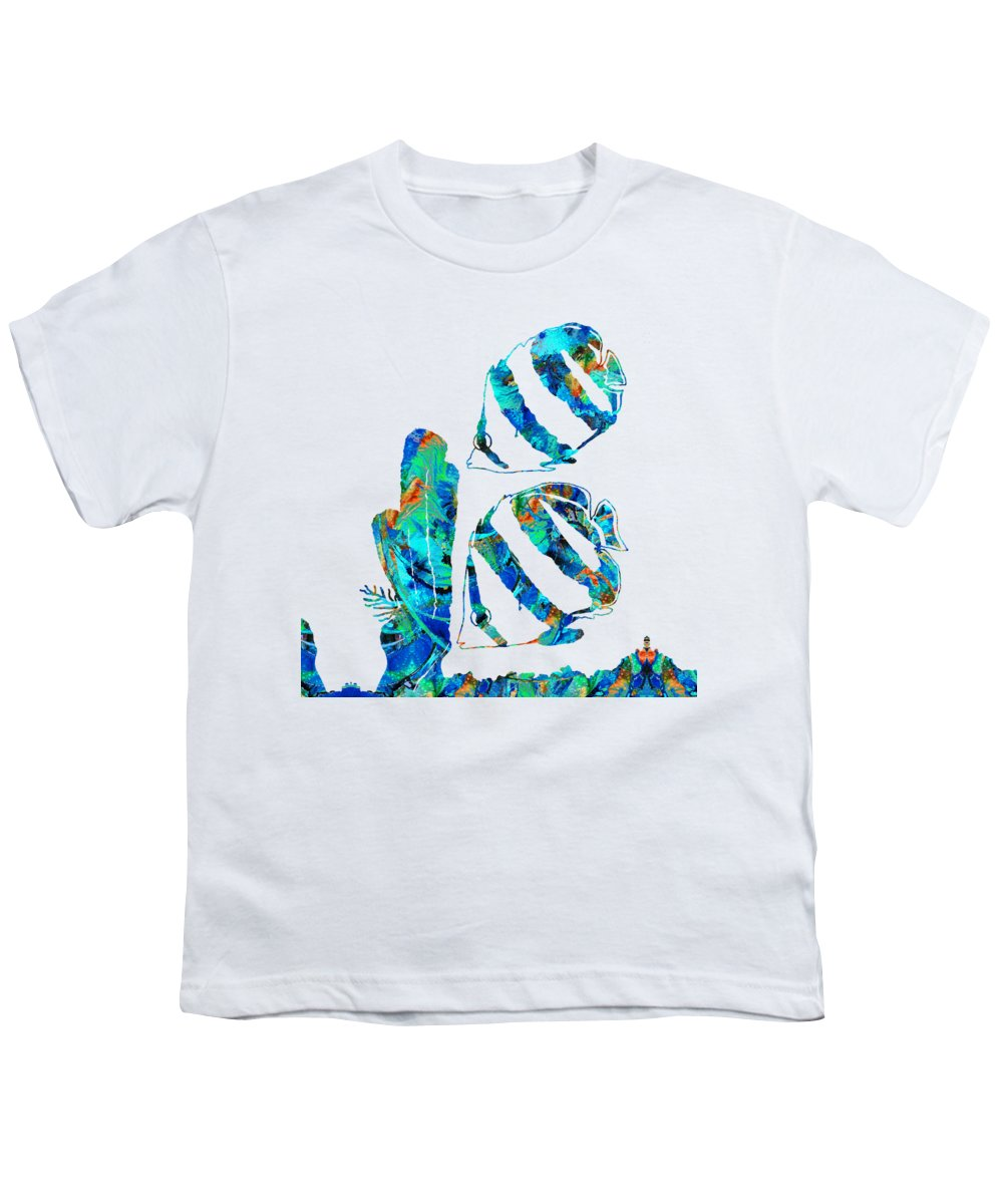 Scuba Diving Youth T-Shirts