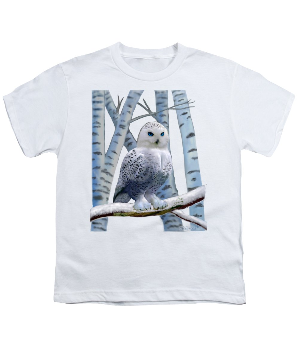 Winter Snow Youth T-Shirts