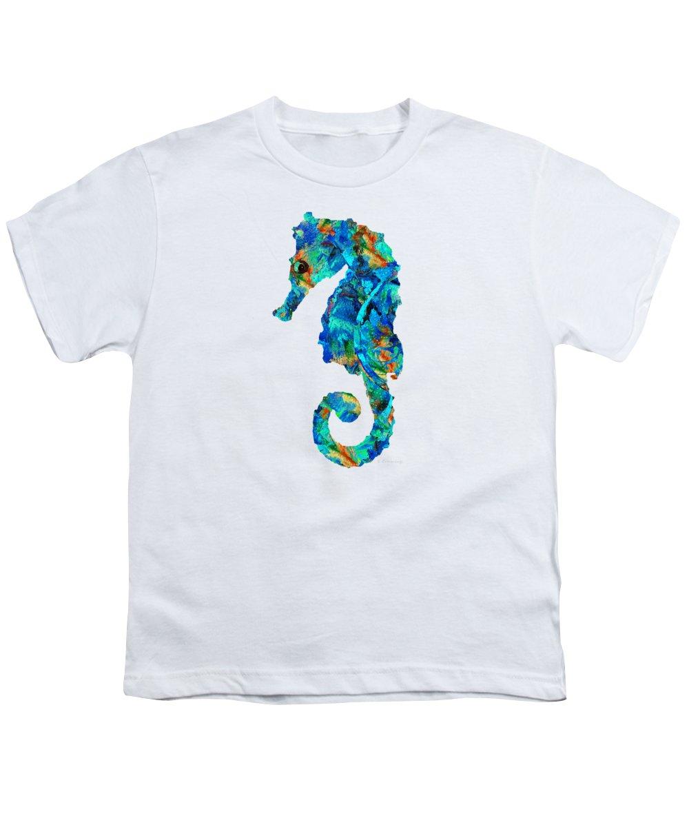 Seahorse Youth T-Shirts