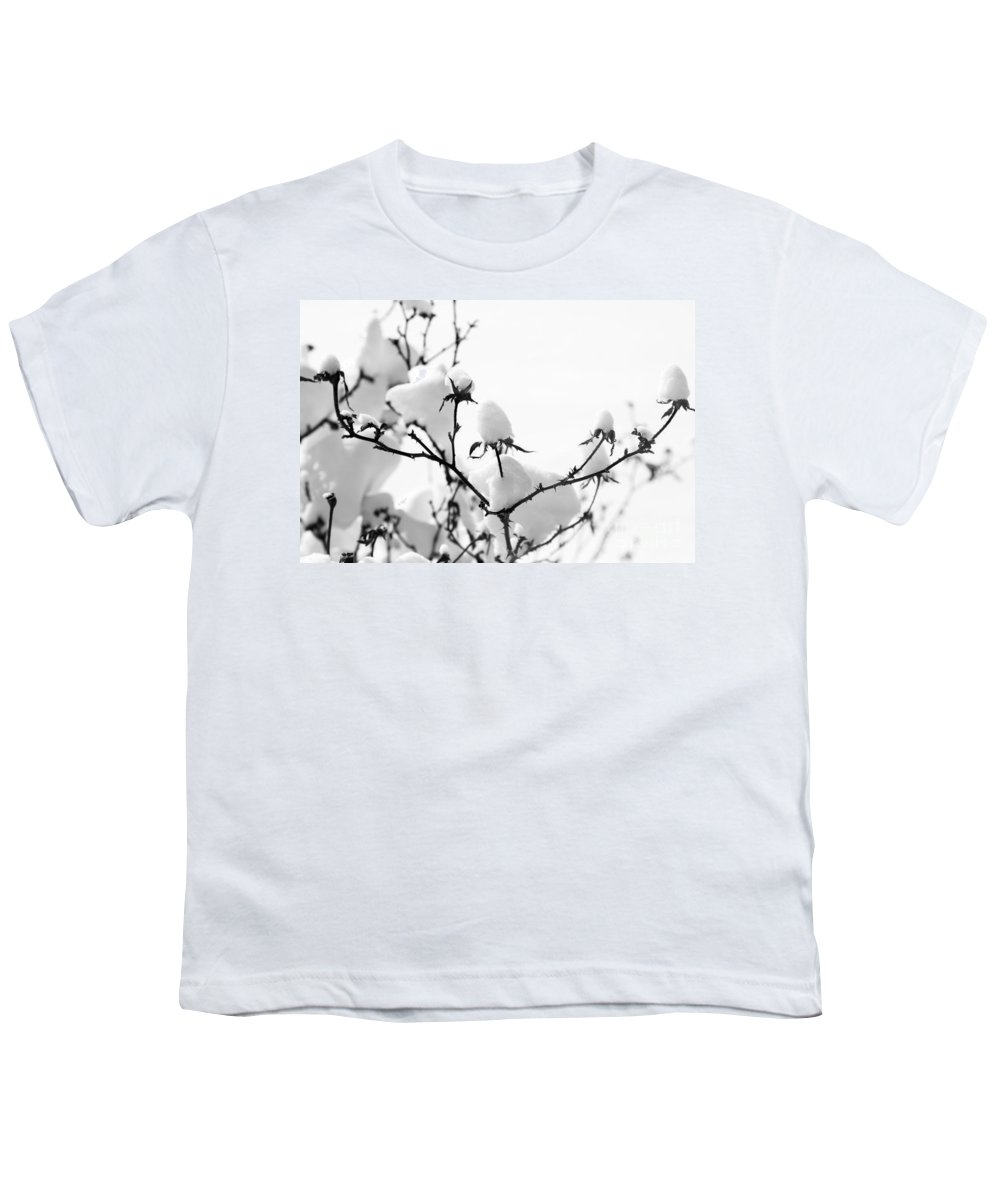 Branches Youth T-Shirt featuring the photograph Branches by Amanda Barcon
