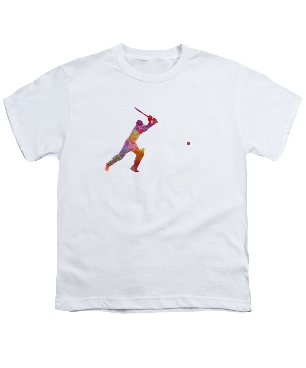 Cricket Youth T-Shirts
