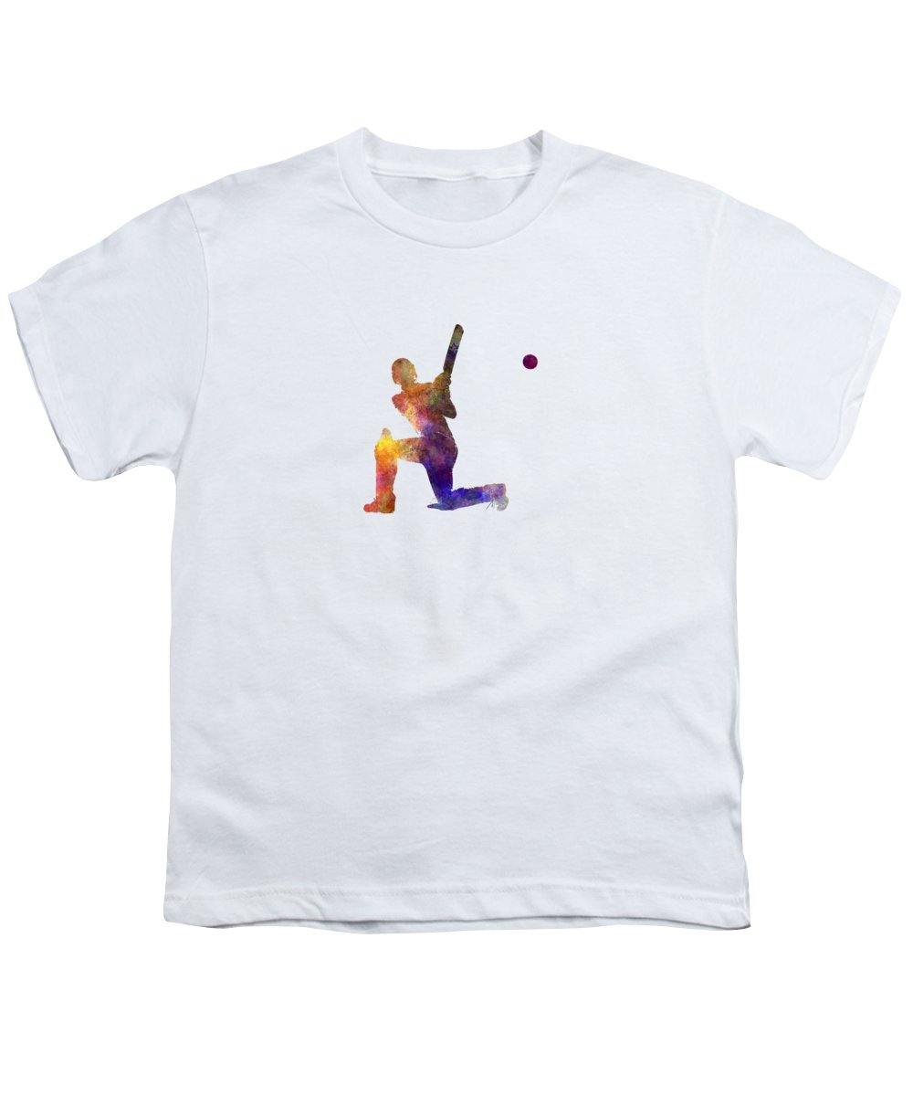 Cricket Youth T-Shirts