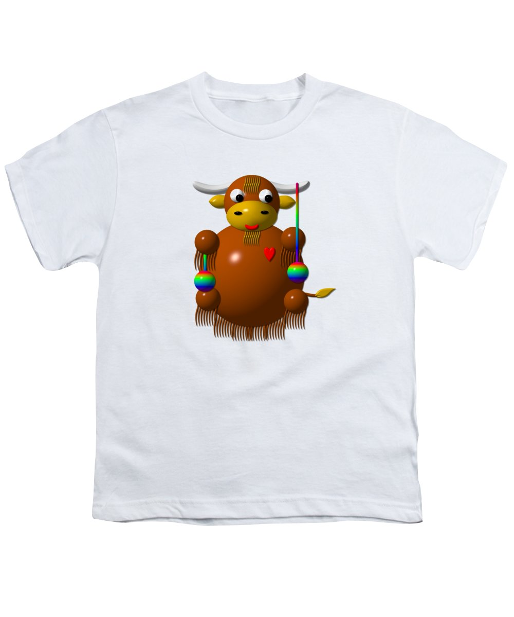 Yak Youth T-Shirts