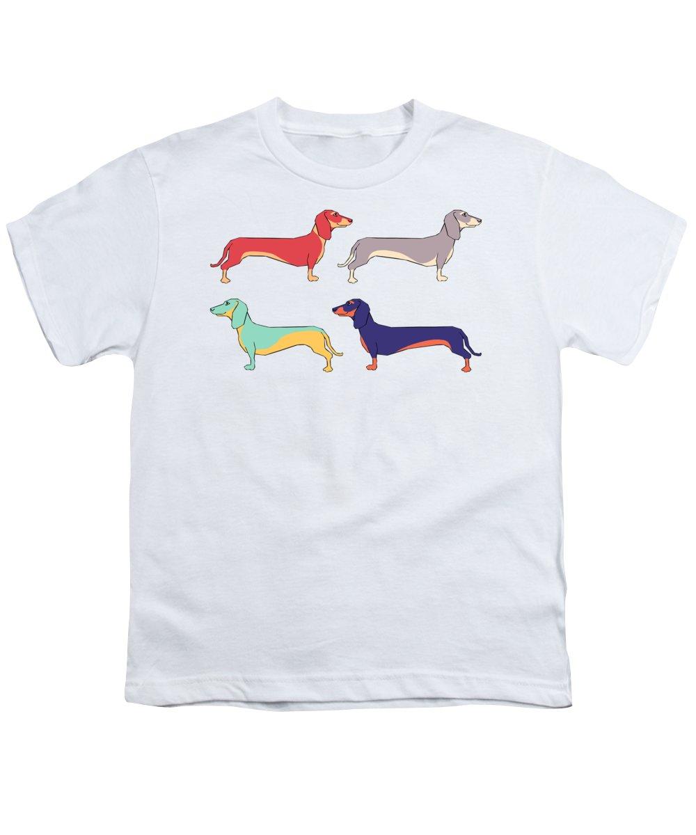 Dog Youth T-Shirts