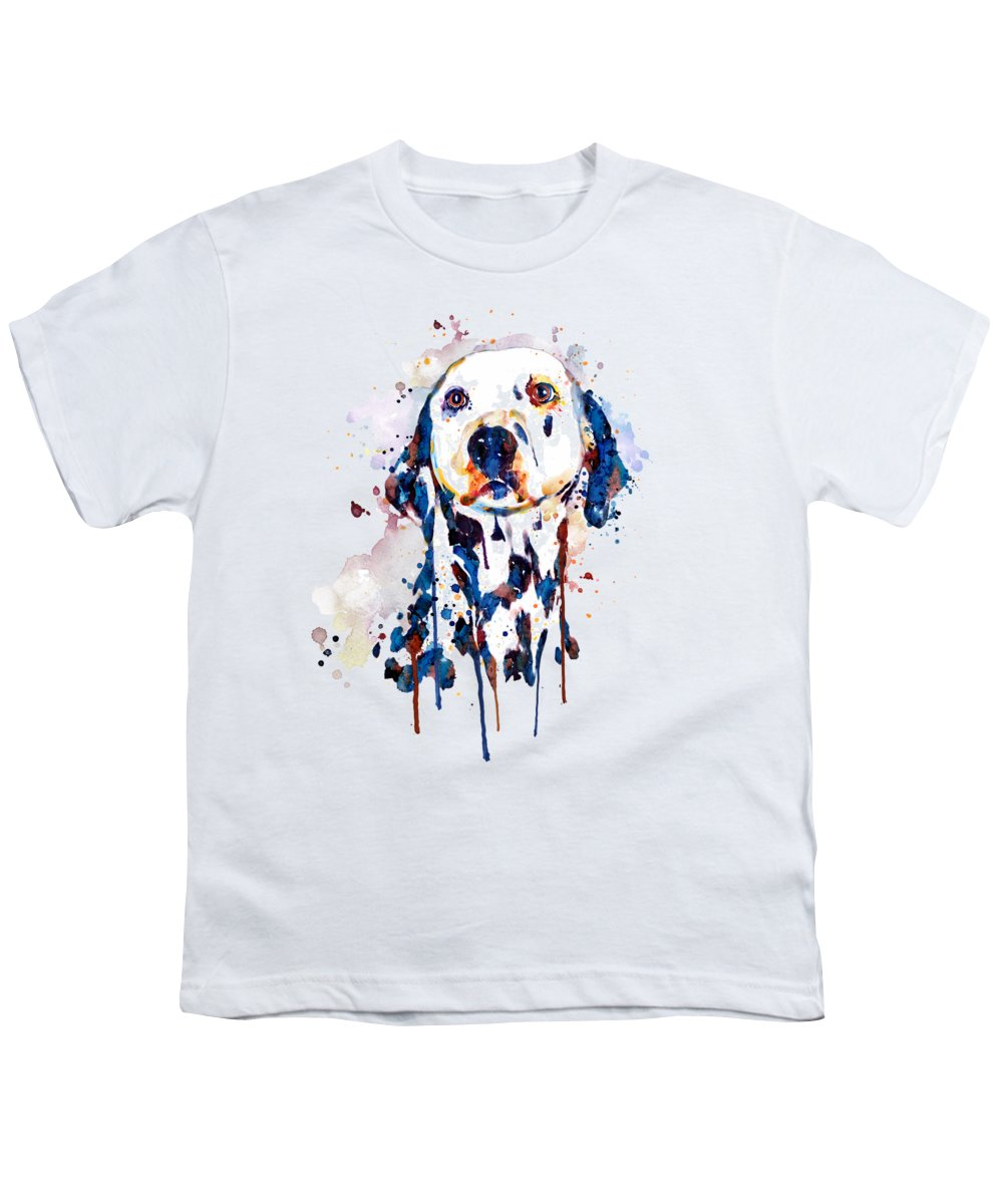 Watercolor Pet Portraits Youth T-Shirts