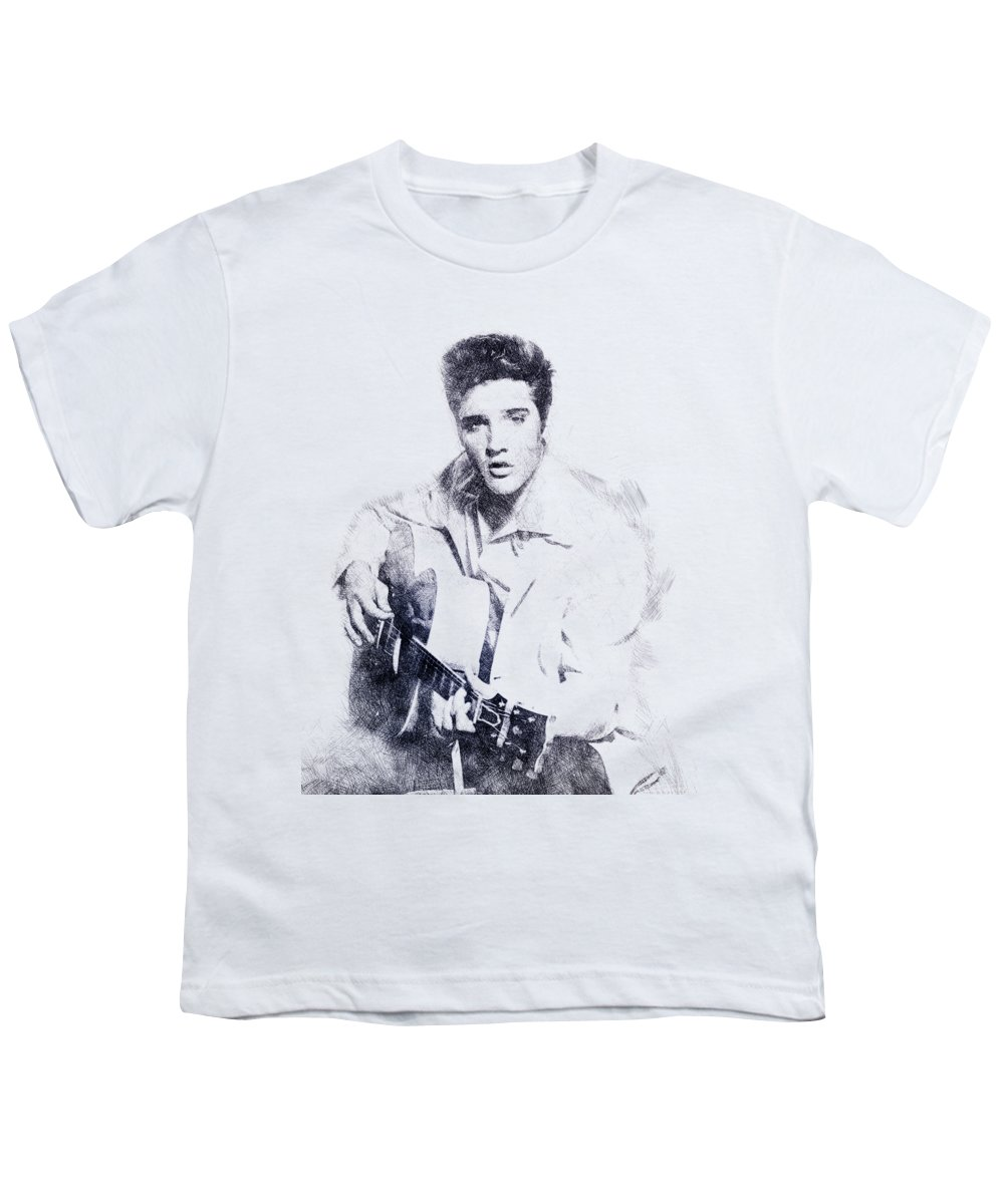 Elvis Presley Youth T-Shirts