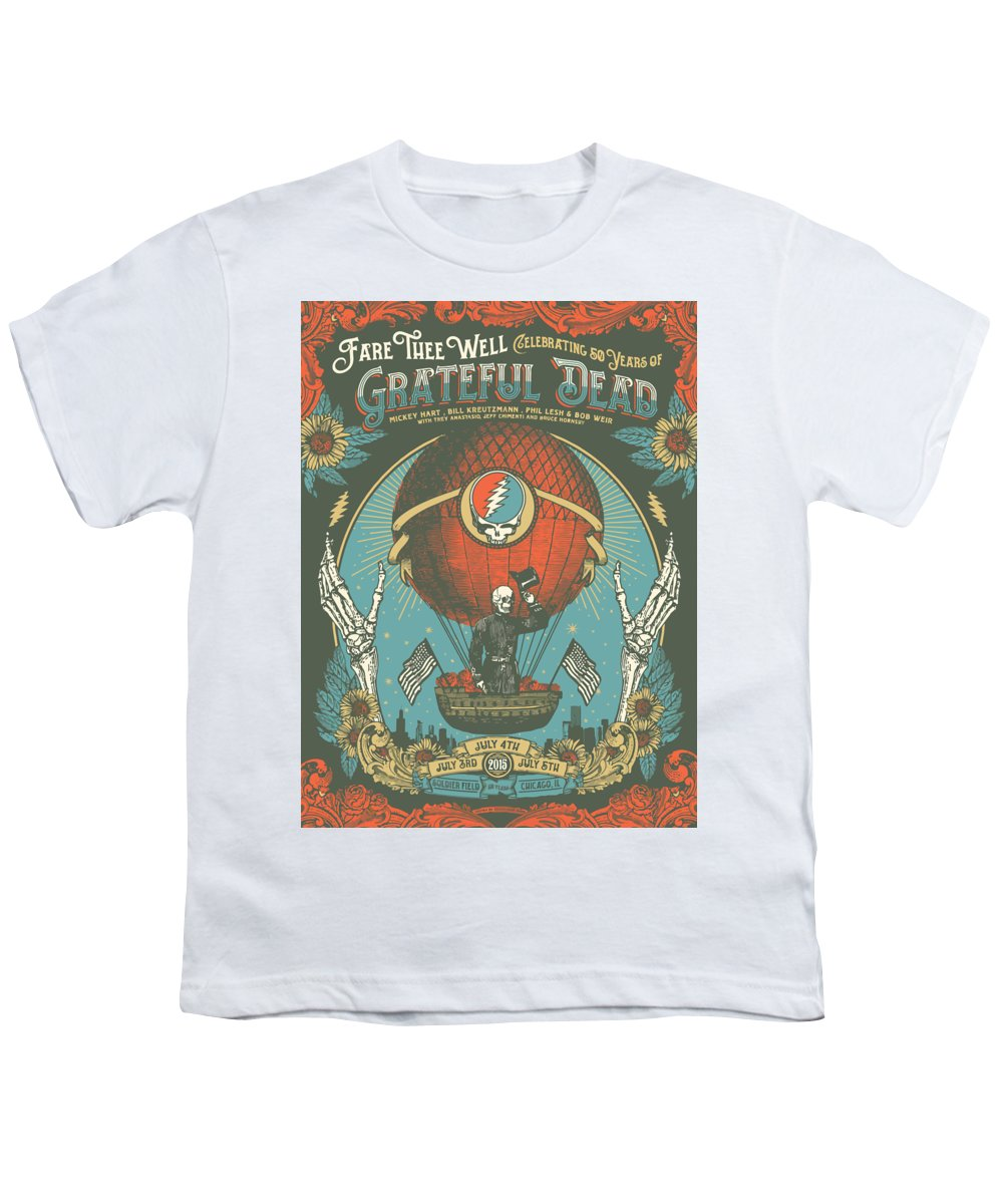 Soldier Field Youth T-Shirts