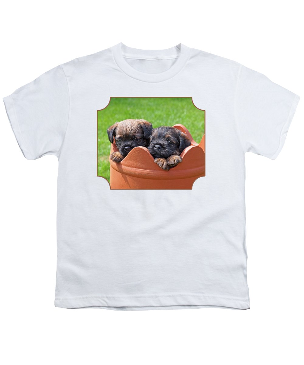 Canine Youth T-Shirts
