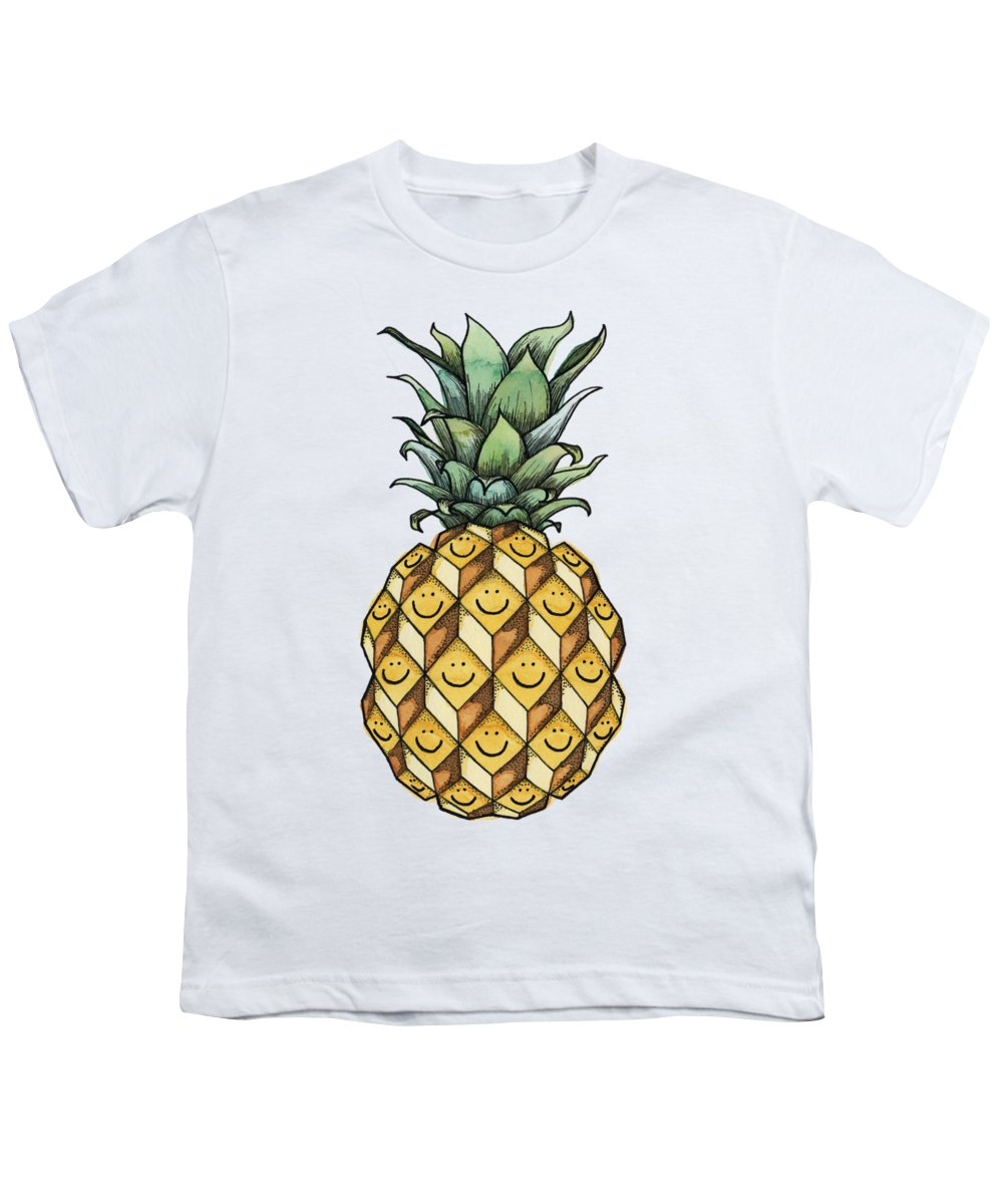 Pineapple Youth T-Shirts