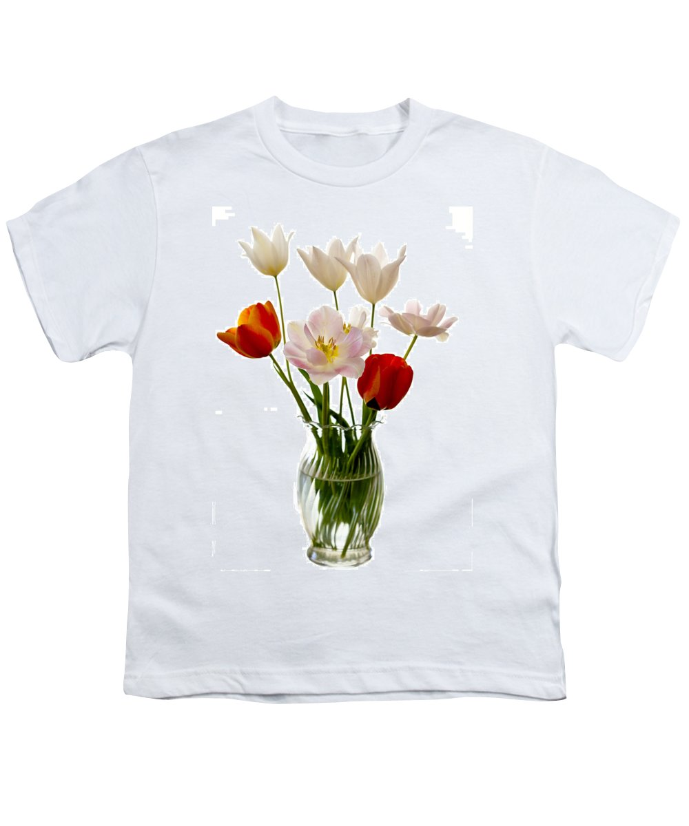 Flower Youth T-Shirt featuring the photograph Home Grown by Marilyn Hunt