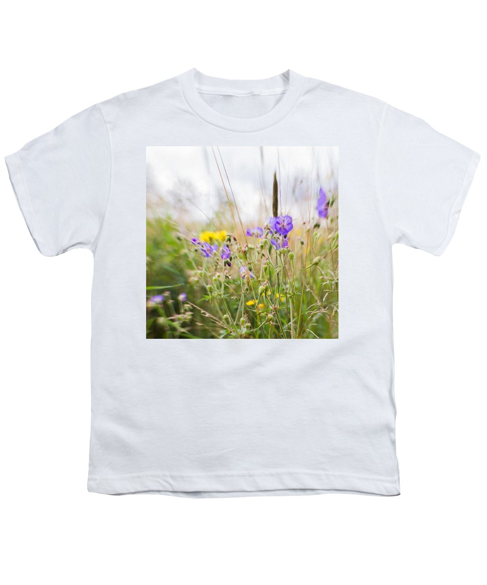 Floral Youth T-Shirts