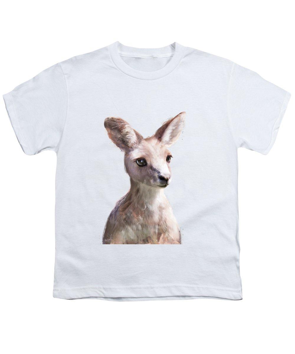 Kangaroo Youth T-Shirts